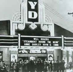 Boyd Theatre; Photo couresy of Jack Ralston