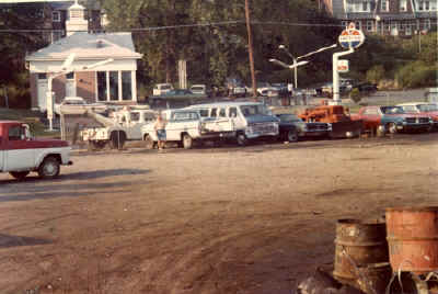 Joe's Junkyard; Photo c. 1973 courtesy of Joe's granddaughter, Lisa Kereszi