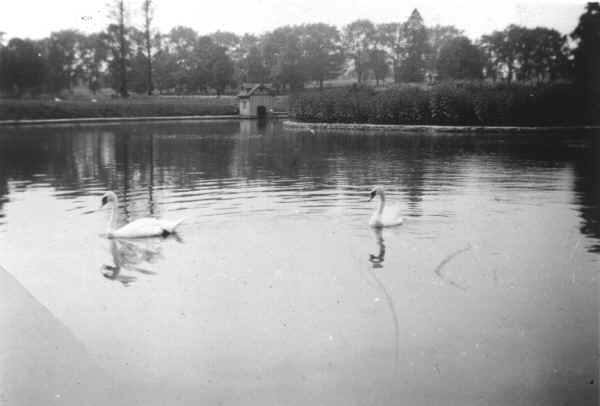 Chester Rural Cemetery Lake 1917; Photo courtesy of Tom Bulger