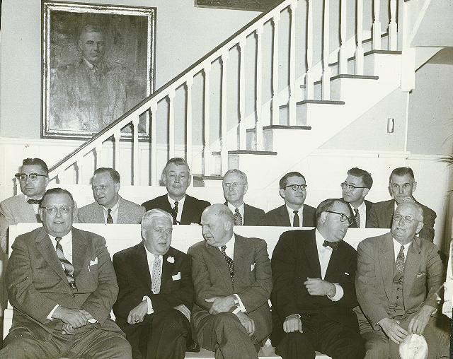 Delaware County Bar Association, 10/25/1957