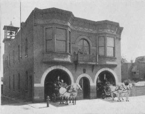 Franklin Fire Company, Chester and Vicinity © 1914 by Hy. V. Smith