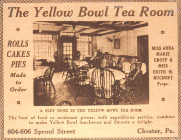 The Yellow Bowl; Photo courtesy of Terry Redden Peters