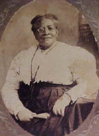 Martha Jane Parham Ridley; Photo courtesy of the Ridley Family Archives & Sam Lemon, great-great-grandson