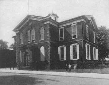 Graham School; Photo from Chester and Vicinity © 1914 by Hy. V. Smith