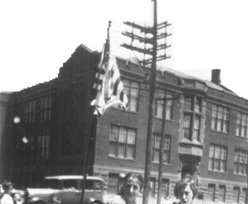 Horace Mann School; Photo courtesy of Alice Ritter