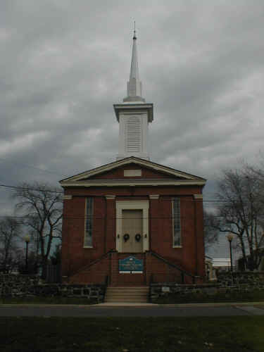 Bible Presbyterian, formerly St. Martin's Episcopal Church, Marcus Hook, PA
