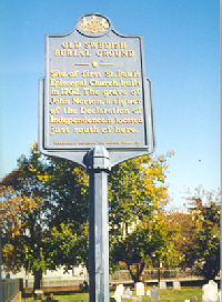 stpBurying_Ground.jpg (84336 bytes)