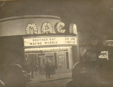 Mac Theatre; Photo courtesy of Florence Smalley Knott