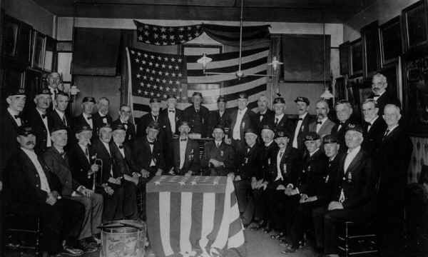 GAR Convention, Atlantic City 1912; Photo courtesy of Jacki Frye Stein, TheFryeFamlyTree@cs.com